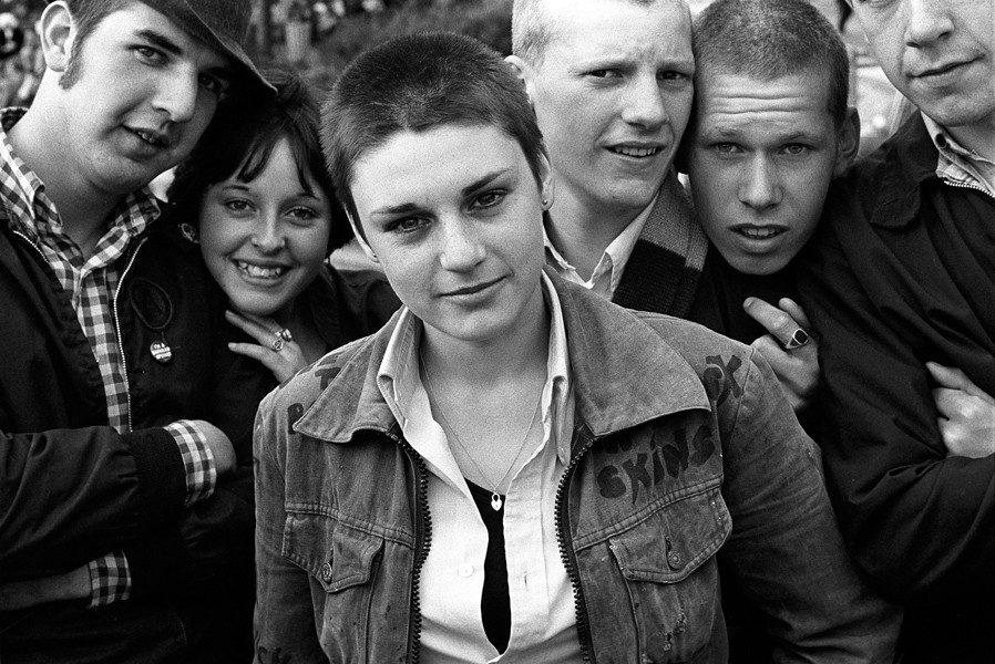 Skinhead Girl Wallpaper Portraits Of Skinhead Culture From 1979 To 1984
