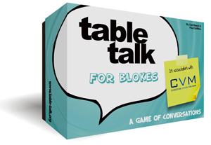 Christian Vision For Men Table Talk For Blokes