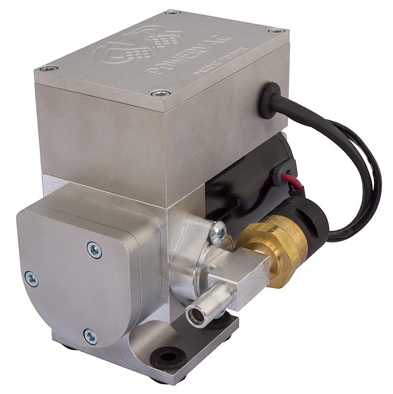 12 Volt Electric Vacuum Pump \u2013 Cast Aluminum CVR High Performance