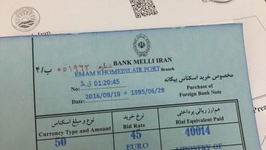 membuat visa voa Iran