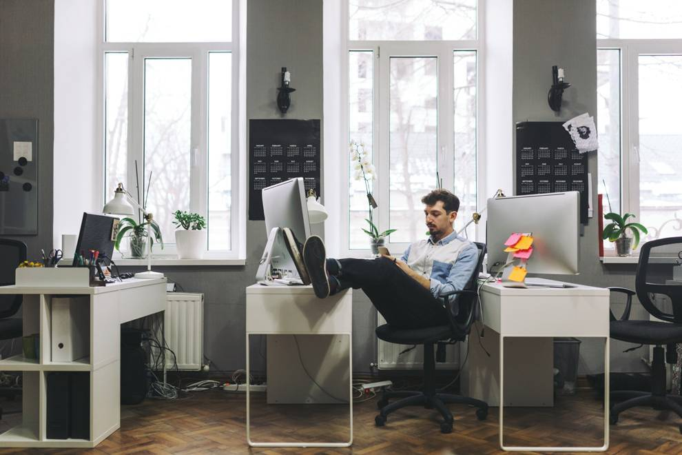 How to Make Your Office More Relaxing for Your Employees Cyber Camps