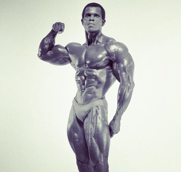 Serge Nubret: The Best Motivational Photos And Inspirational Quotes