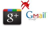 stop receiving mail from Google Plus contact