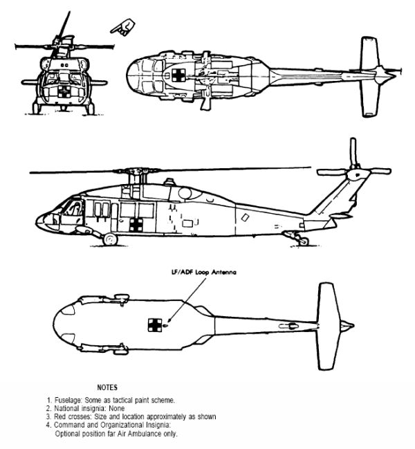 uh 60 line diagram