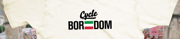 Cycleboredom | Italian E-Flag Shirt