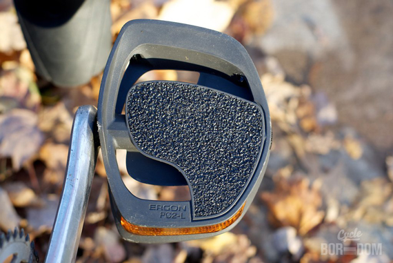 Cycleboredom   What I'm Riding: Ergon PC2 Pedals - Top