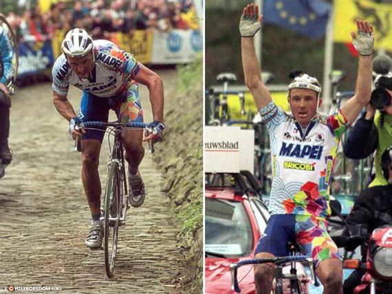 Cycleboredom | RETROFETISH: The Colnago C40 - Ronde van Vlaanderen 1998