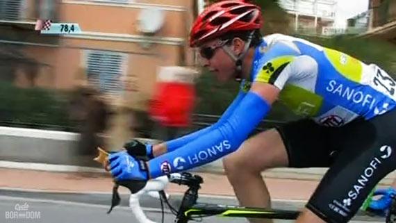 Cycleboredom | Screencap Recap: Milan-San Remo - Club Rider, Again