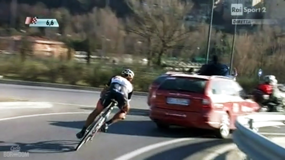 Cycleboredom | Screencap Recap: Montepaschi Strade Bianchi - Fabs Motorpacing