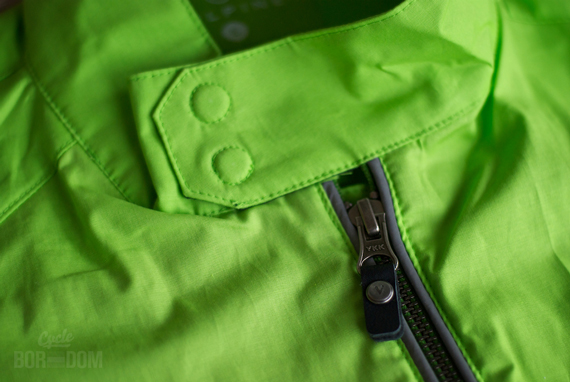 Cycleboredom | First Look: Vulpine Cotten Visibility Gilet - Magnetic Closure