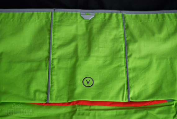 Cycleboredom | First Look: Vulpine Cotten Visibility Gilet - Pockets