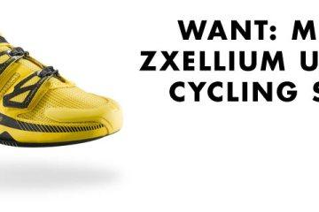 Cycleboredom | WANT: Mavic Zxellium Ultimate Cycling Shoes