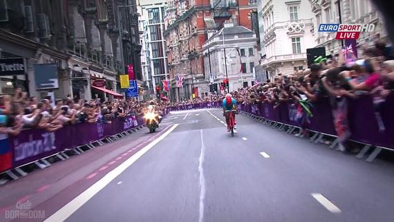 Cycleboredom | Screencap Recap: Men's Olympic Road Race - Britishnicity