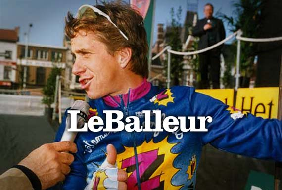 Cycleboredom | Newstalk Interview with Greg LeMond - LeBalleur