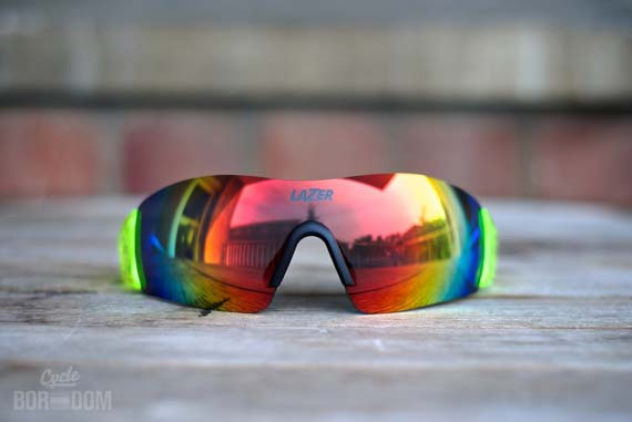 Cycleboredom | What I'm Riding: Lazer Magneto M1 Eyewear - Front