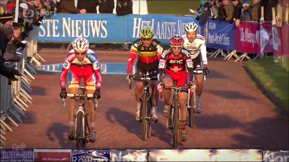 Weekend CX Ronden: No Cobbles Voor Roubaix | Cycleboredom - Big Four