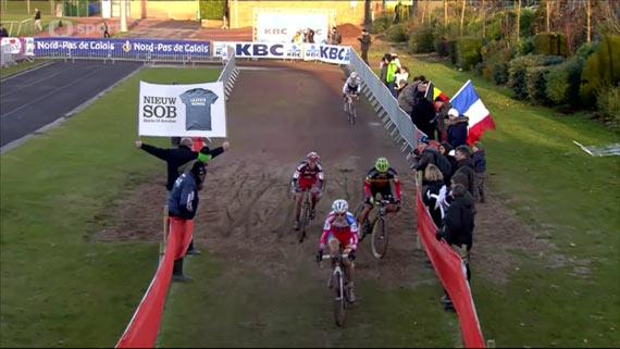 Weekend CX Ronden: No Cobbles Voor Roubaix | Cycleboredom - Pauwels Line