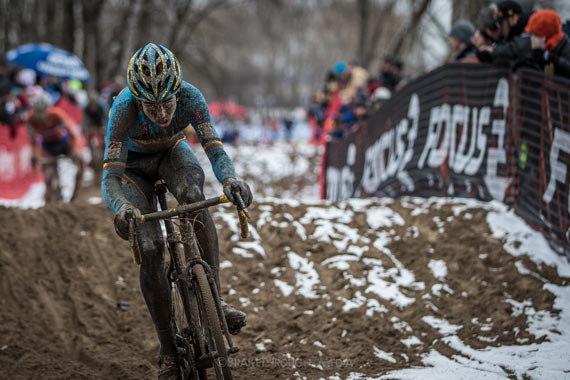 5 Questions With: BrakeThrough Media - Belgian CXer Eyes