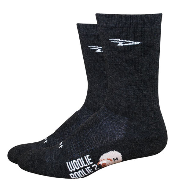 What I'm Riding: The Winter Hit List - DeFeet Woolie Boolie V-2 Socks