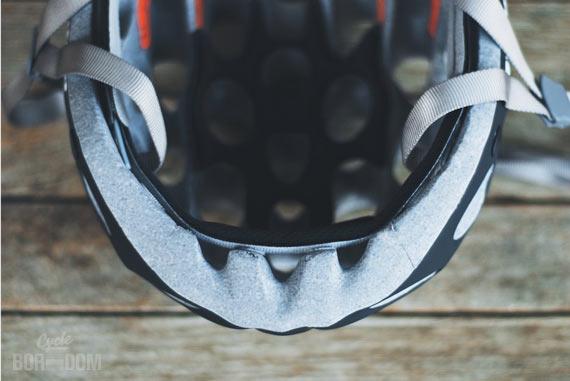 First Look: Catlike Whisper Helmet | Inside