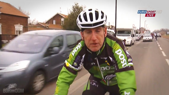 Screencap Recap: Paris-Roubaix 2013 - Kelly On The Arenberg