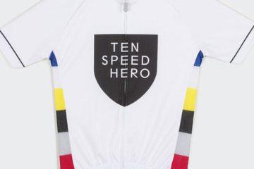 Released: Tenspeed Hero Summer Club Jersey