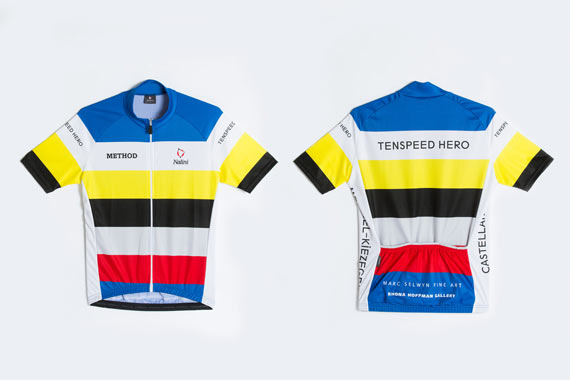 Released: Tenspeed Hero Summer Club Jersey