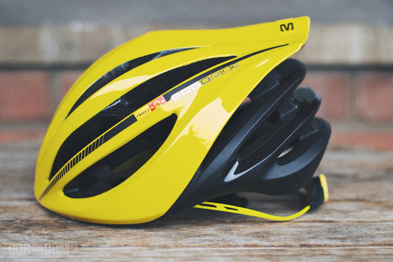 First Look: Mavic Plasma SLR Helmet
