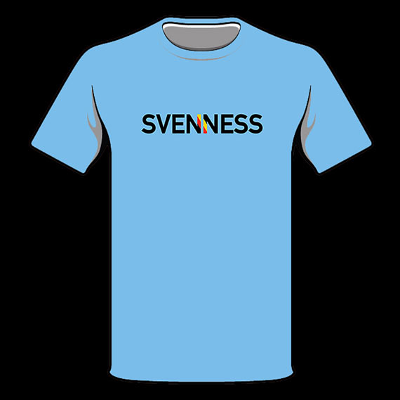 Shirt of the Week: @CXHairs SVENNESS