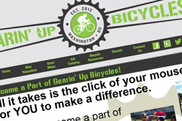 #BikeDC: Gearin' Up Bicycles