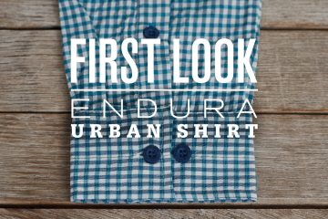 First Look: Endura Urban Shirt