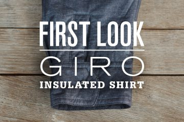 #FirstLook: Giro Insulated Shirt