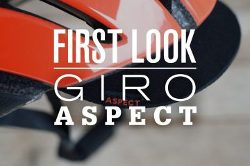 First Look: Giro Aspect Helmet