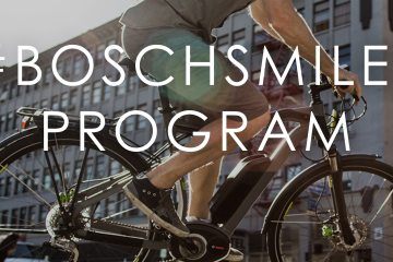 Bosch Introduces #BoschSmiles Program