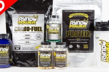 Released: Ryno Power Sports Supplements