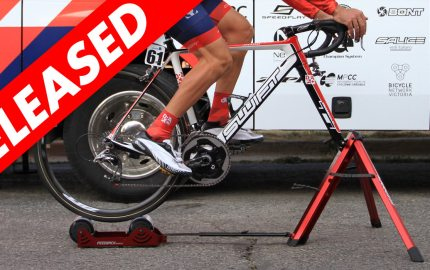 Released: Sportcrafters x Feedback Sports Omnium Portable Trainer