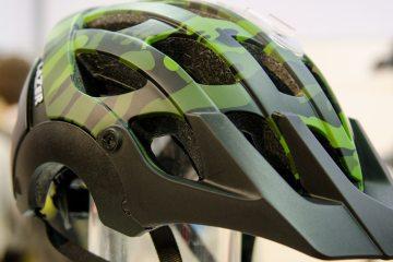 Interbike Microdose: Lazer Revolution Helmet