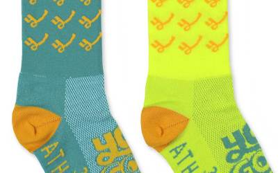 "Released: The Athletic ""You Got This V2"" Sock"