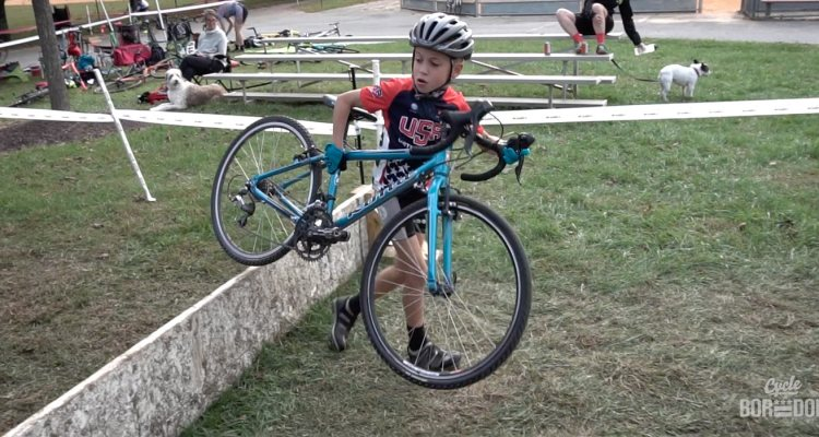 2016 BikeReg Super 8 Series: #2 - Schooley Mill Cross - Men's B 3/4 & U19 (And That Little Dude, Too)