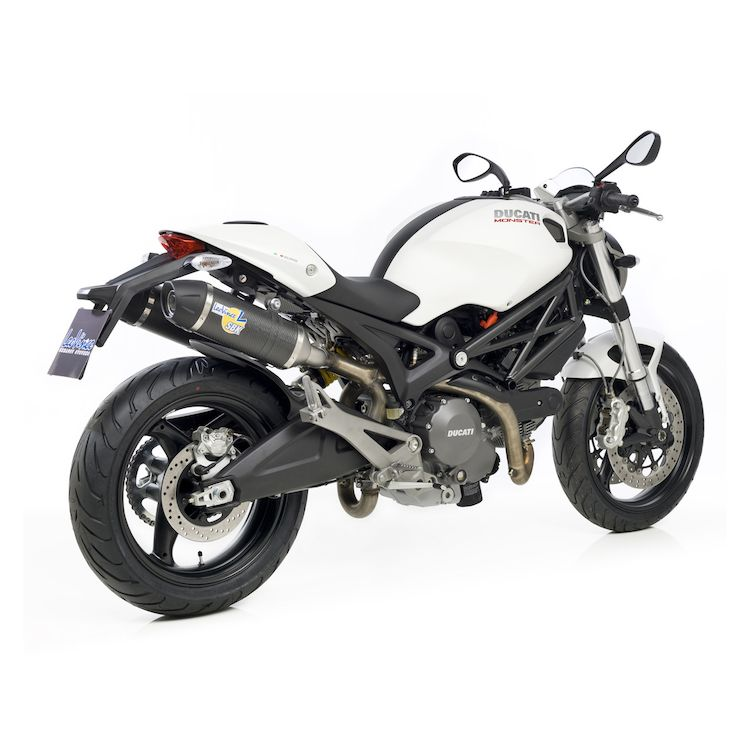 LeoVince LV One EVO II Slip-On Exhaust Ducati Monster 696 / 796