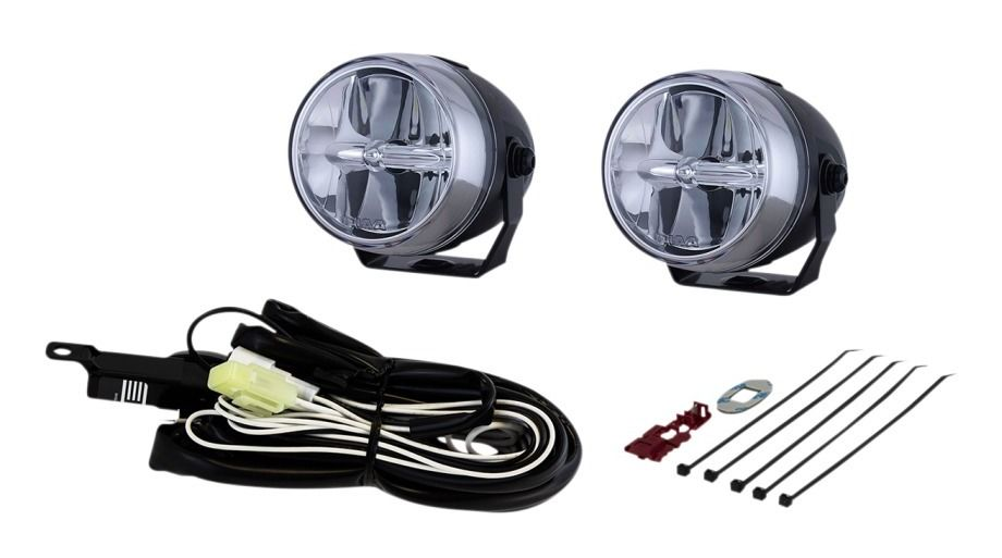 PIAA LP270 LED Light Kit - Cycle Gear