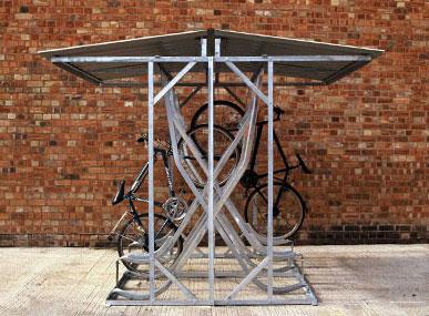 X Type Bike Rack Cyclehoop