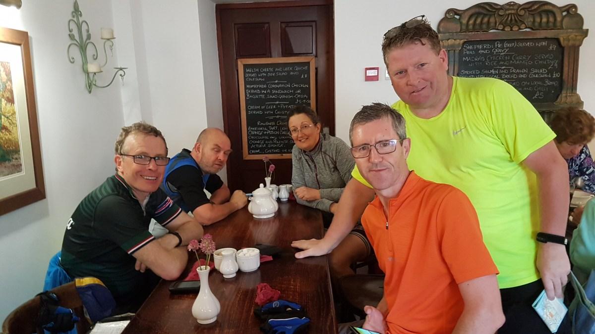 Celtic Trail Day 3 - Tenby to Carmarthen