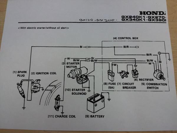 Gx200 Wiring Diagram - Wwwcaseistore \u2022