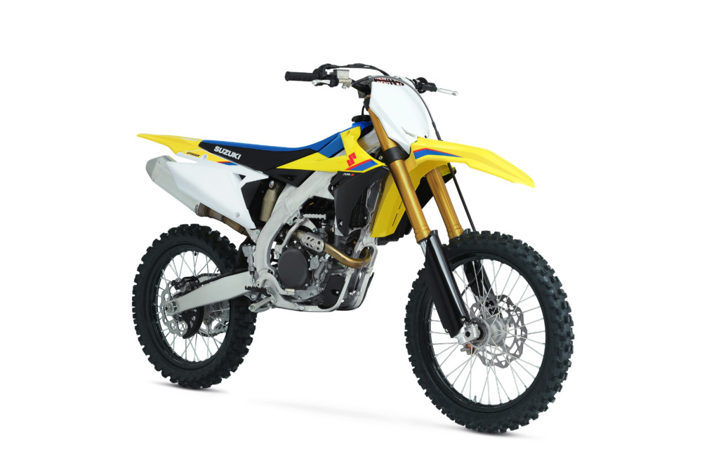 Suzuki Release Technical Information For 2019 RM-Z250
