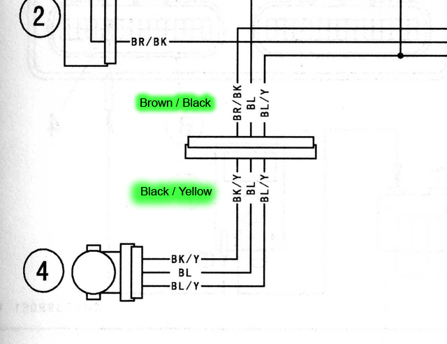 Zx10 Wiring Diagram - Schema Wiring Diagram