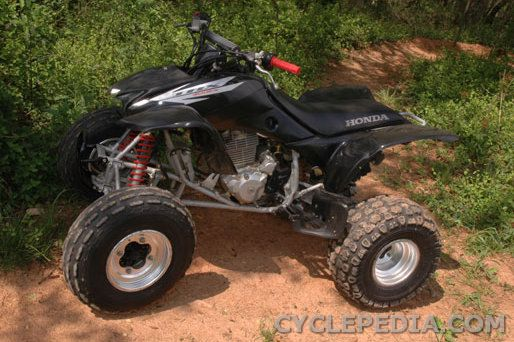 TRX400EX Sportrax Honda Online ATV Service Manual - Cyclepedia