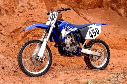 Yamaha YZ WR 400, 426, 450F Online Motorcycle Service Manual