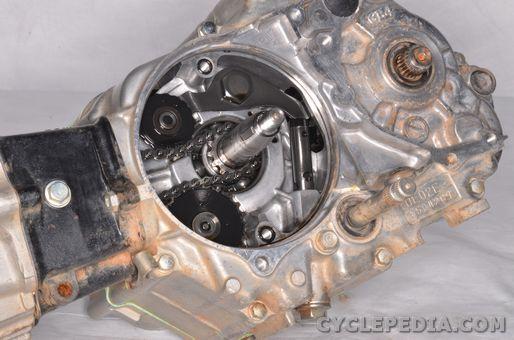 CRF70F XR70R Honda Online Motorcycle Service Manual - Cyclepedia