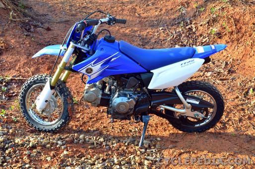 Yamaha TT-R50 Motorcycle Service Manual Online - Cyclepedia